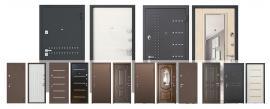 Новая коллекция входных дверей Buldoors